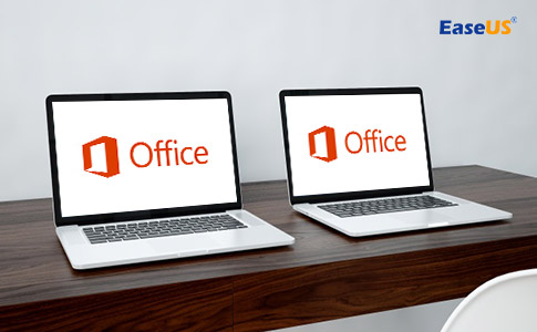 Transfer Microsoft Office from One Laptop to Another