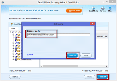 easeus data recovery wizard professional 12.0 crack