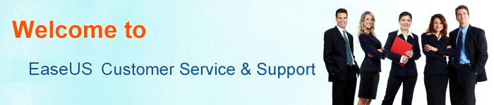 Welcome to EaseUS Technical Support