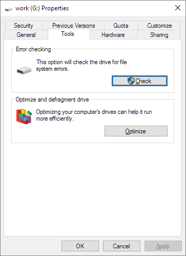Fix 'the device is not ready' on USB Flash Drive/HDD - EaseUS