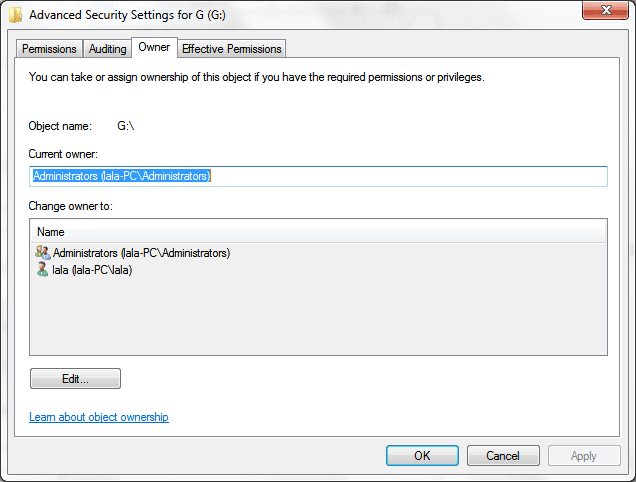 Fix 'Drive is not accessible. Access is denied' error in Windows Explorer
