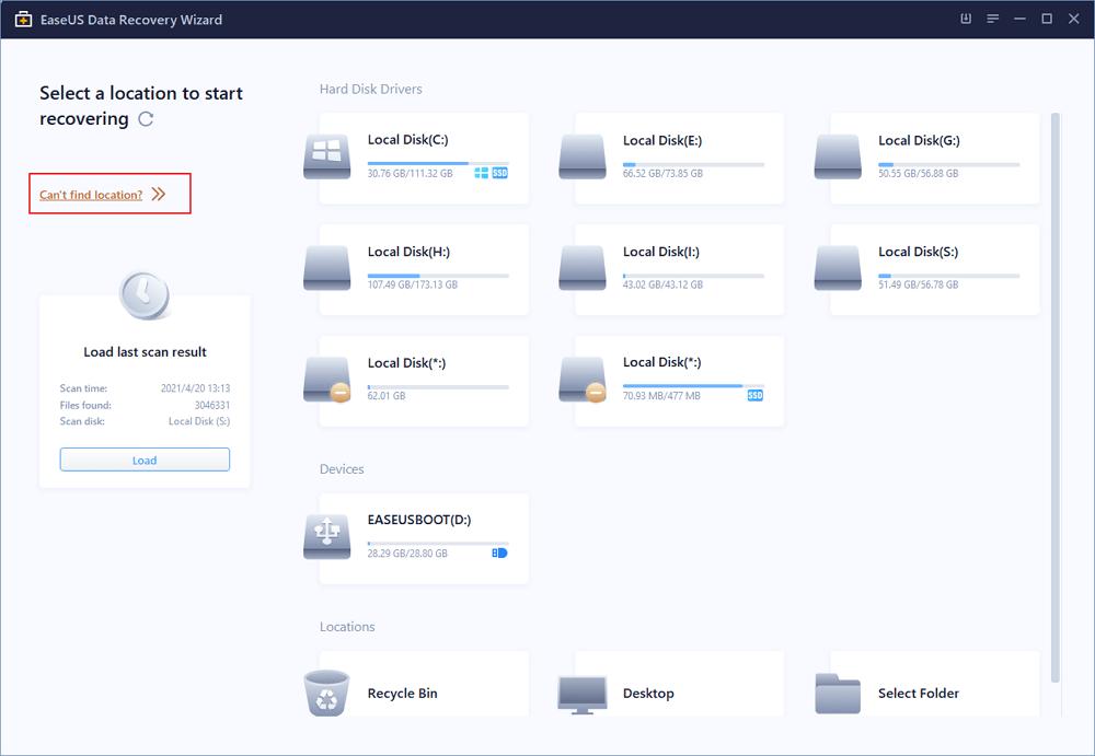activer/désactiver TRIM sur SSD sous Windows 10 - étape 1