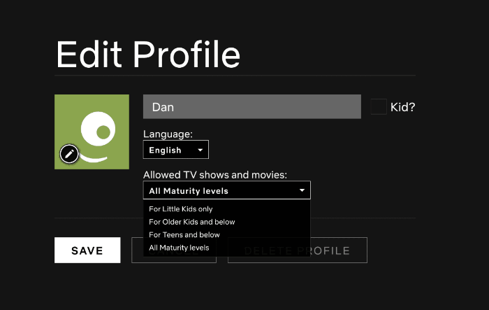 How To Recover Deleted Netflix Profile History Easeus