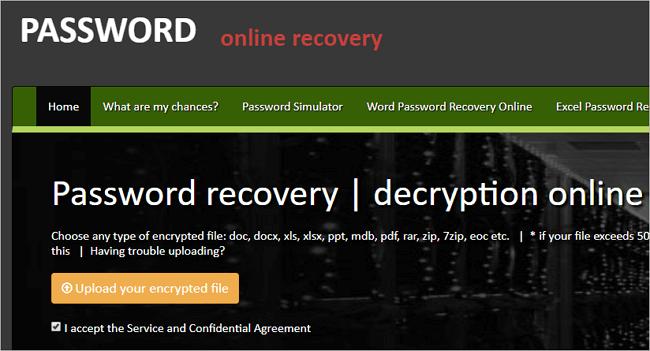 excel 2010 password remover online free