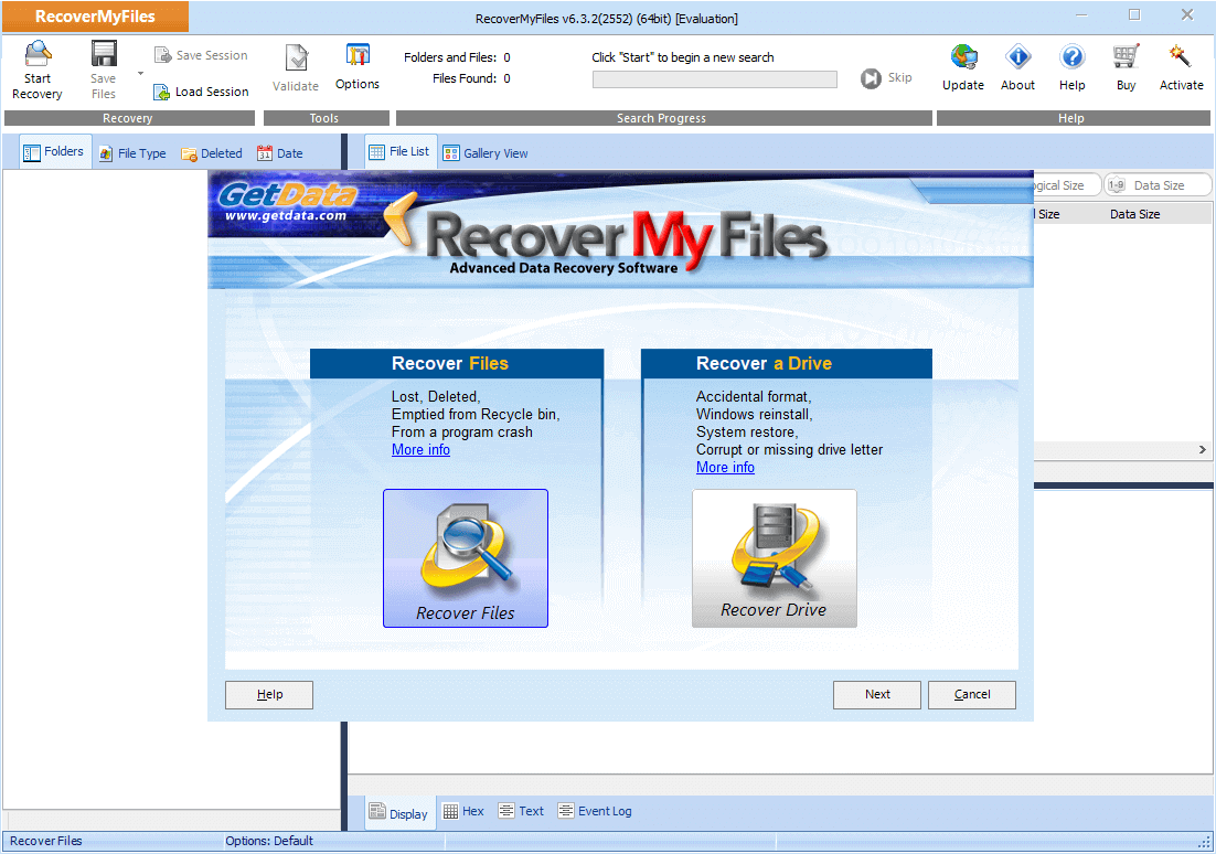 formatted hdd data recovery software free download