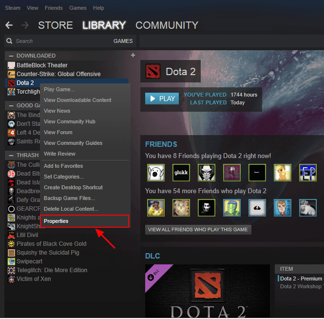 How To Restore Steam Missing Downloaded Files Dota 2 Included Easeus