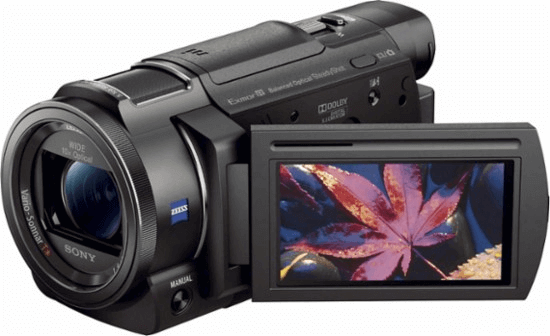 Camcorder video recovery.