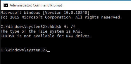 Free Raw Drive Recovery Recover Data From Raw Partition Easeus