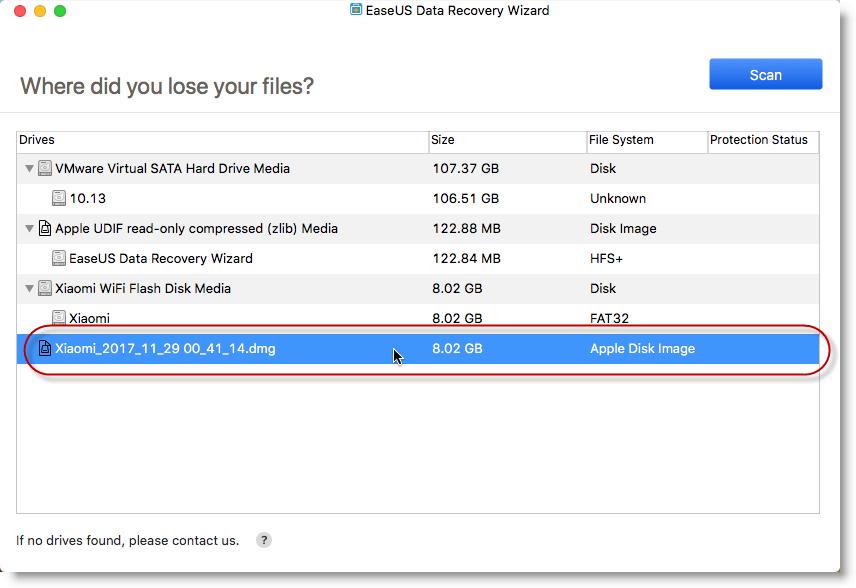 mac data recovery manul23