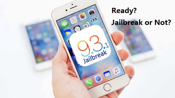 jailbreaker iOS 9.3.1