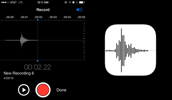 restore old and deleted voice memos on iPhone