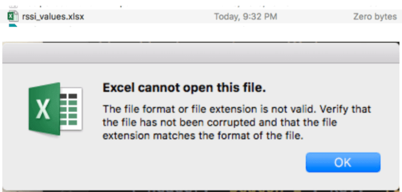 0 Byte Excel File Recovery Recover 0 Byte Corrupted Excel Files