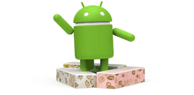 Android Nougat data recovery app.