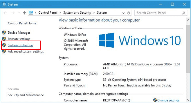 4 Ways to Fix Windows System Backup Failed in Preparing the Backup