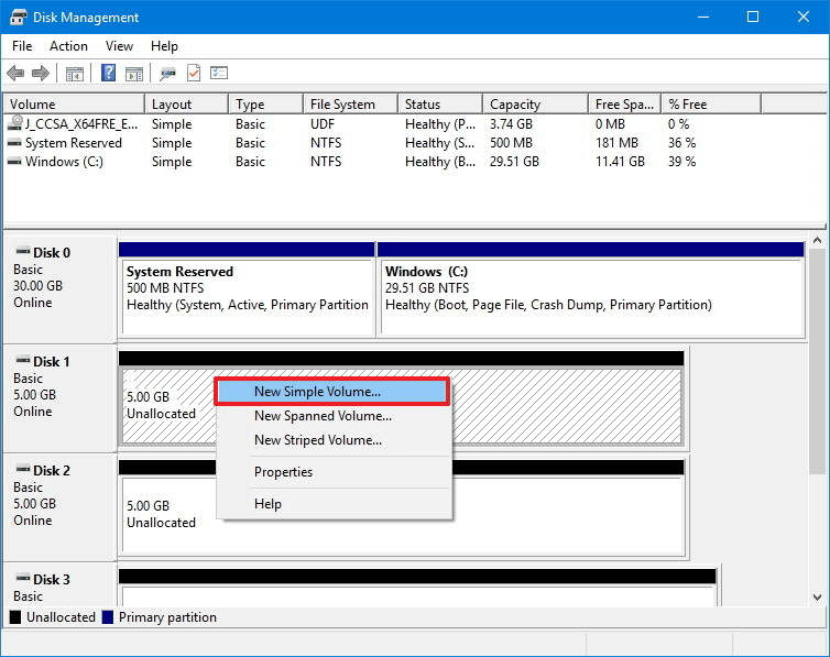 Fix USB/external hard drive not mounted error in Windows 10.