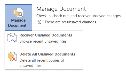how to recover saved over excel file