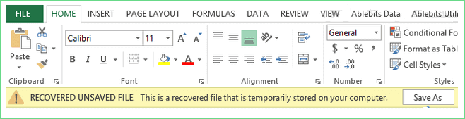 5 Methods to Fix Excel Crashes When Saving As A File – EaseUS