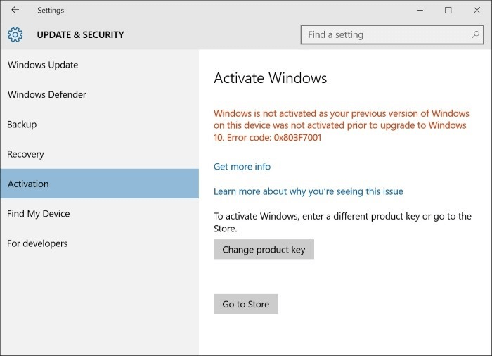 windows 10 pro 64 bit activation key