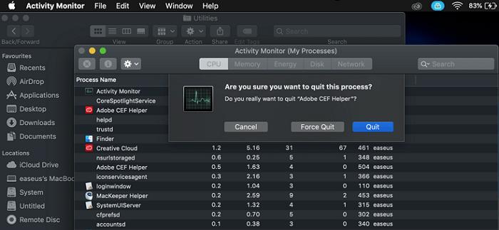 How to delete apps on mac that won't Delete't delete
