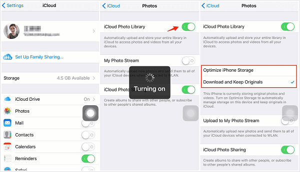 FREE]How to Transfer Photos from iPhone to iPhone in 4 Ways - EaseUS