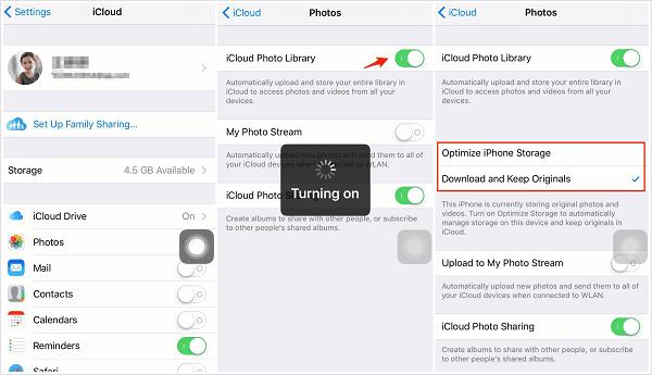 Как сделать айфон 4 айклауд