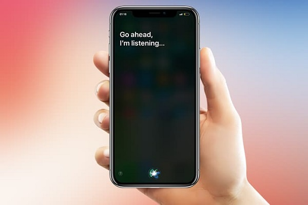 How to use Siri on iPhone X