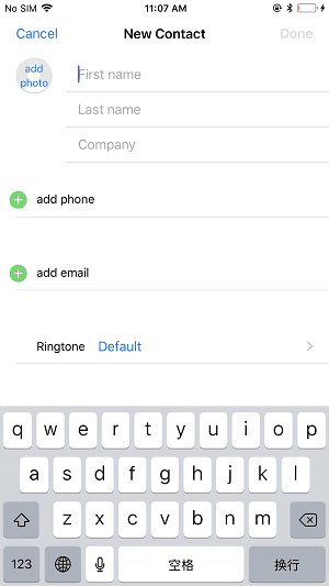 2 easy ways to add contacts to iphone x easeus