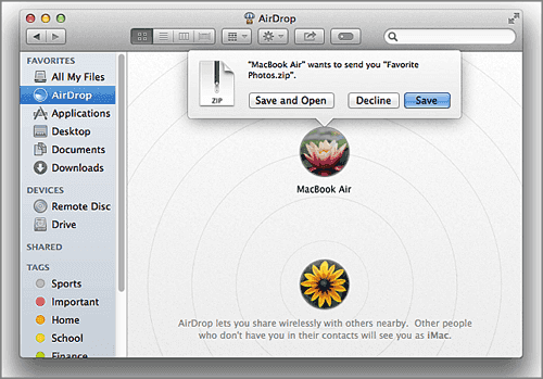 how to add pictures to photos on mac