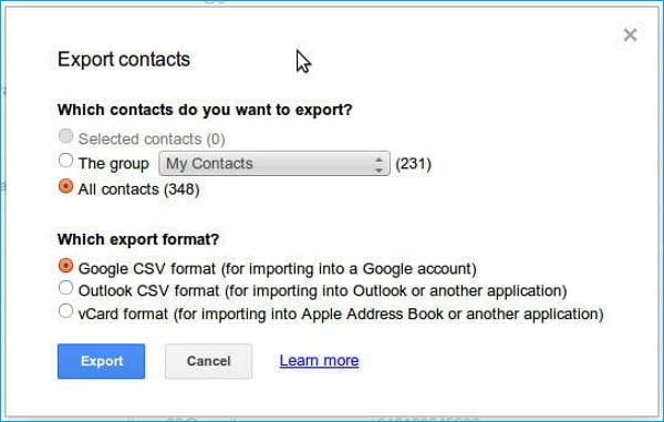 Guide] The Easiest Way to Import Google/Gmail Contacts to