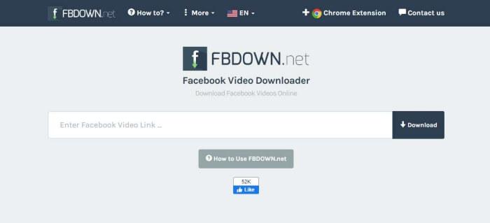 10 Free Facebook Video Downloaders for Desktop, Online, Apps - EaseUS