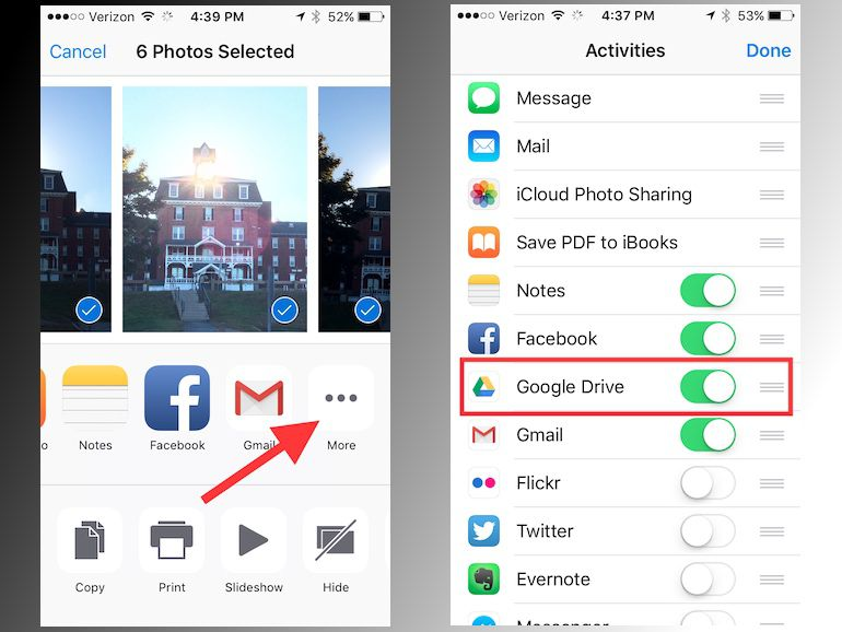 Detailed Guide  How To Back Up Iphone Photos With Google Drive