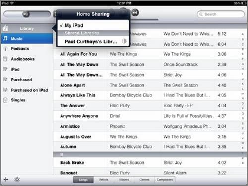 how to download music without itunes on ipad