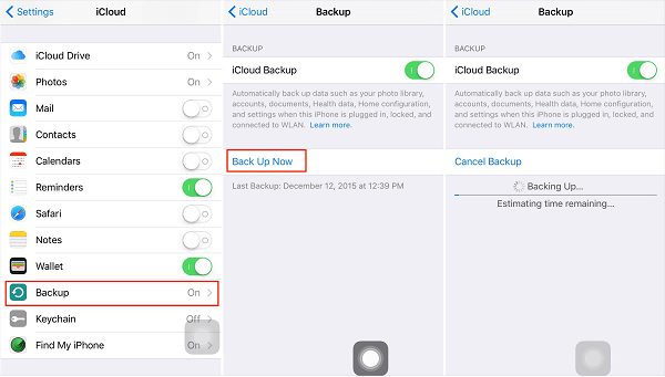 3 Free and Easy Ways to Backup Text Messages on iPhone - EaseUS