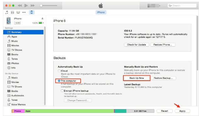 Outlook for mac backup apps