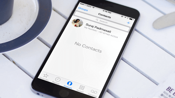Fixes to iPhone Contacts Not Syncing with iCloud/Gmail/Mac