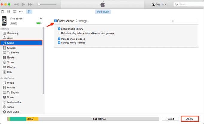 FREE]How to Put MP3 on iPhone with or without iTunes - EaseUS