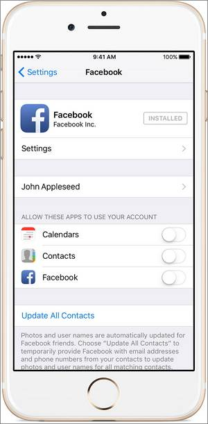Easily create Facebook account on iPhone, iPad and iPod touch - EaseUS