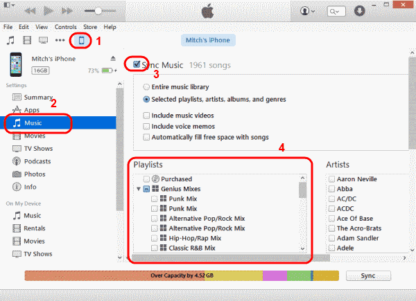 How to Create a Playlist on an iPod | It Still Works