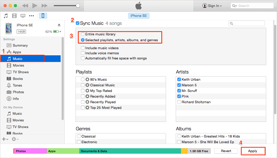 How to Download Music from iCloud to iPhone/iPad/iPod - EaseUS