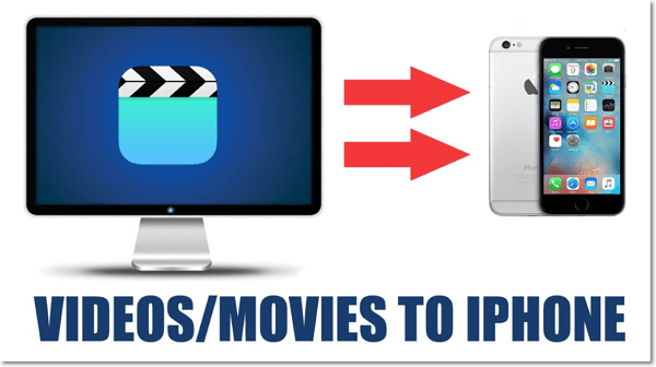 transfer MKV files to iPhone