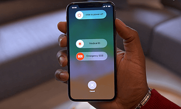 how to turn off iphone without button guide how to turn iphone x in 2 ways easeus 9861