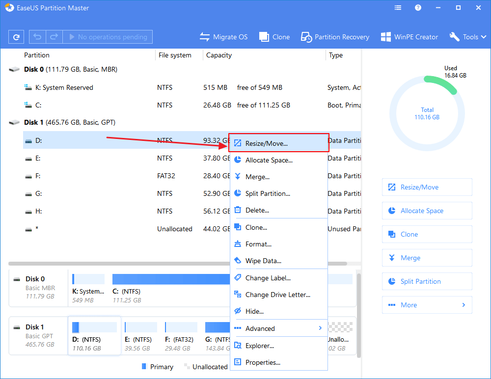 How to Partition A Hard Drive in Windows 10 – EaseUS