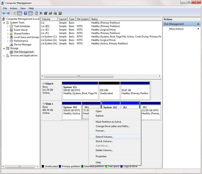 Best Free Partition Manager for Windows 7/8/XP 32 Bit and 64