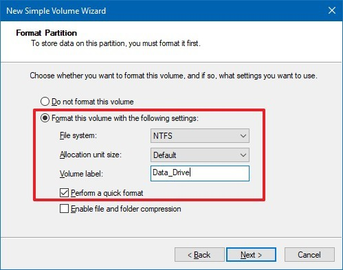 5+ Fixes to Format (External) Hard Drive in Windows 10 - EaseUS