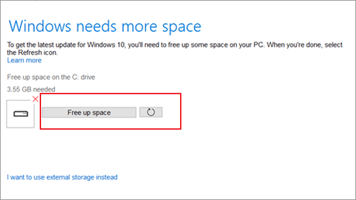Not Enough Space for Windows 10 Update? Fix It Now! – EaseUS