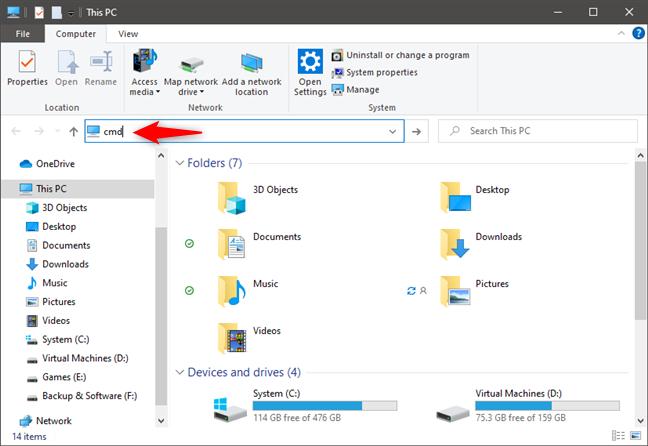 Cách mở Command Prompt trên Windows 10, 8, 7, Vista Và XP - HUY AN PHÁT