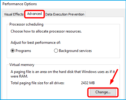 how to fix low video memory windows 10