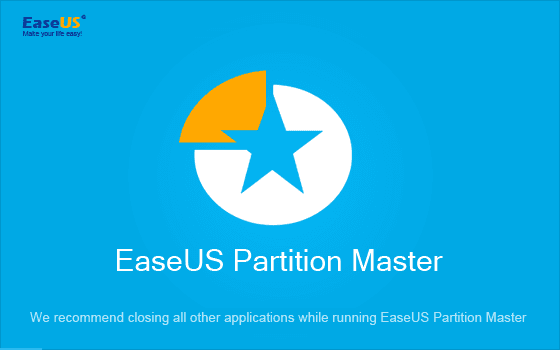 EaseUS Partition Master works excellent to manage partition on Windows 10.