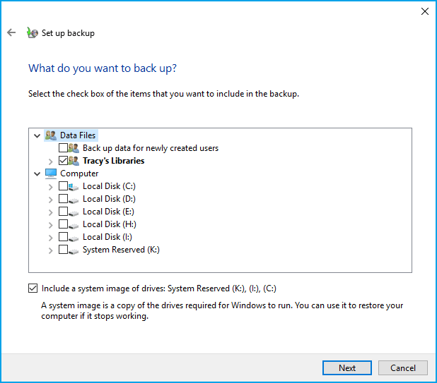 Solutions to Back Up and Migrate User Profile in Windows 10 - EaseUS