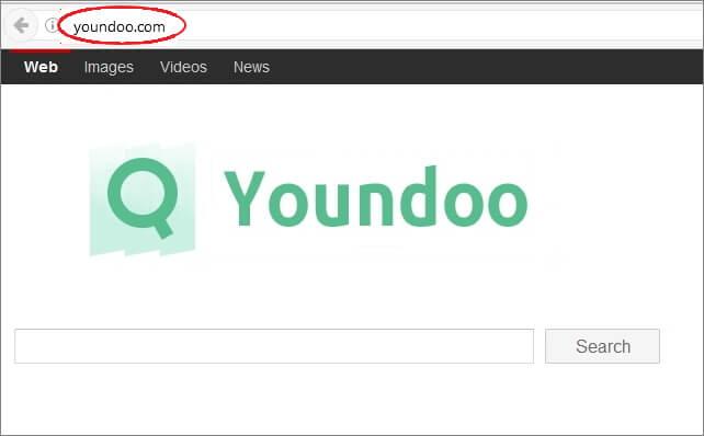 Virus youndoo.com